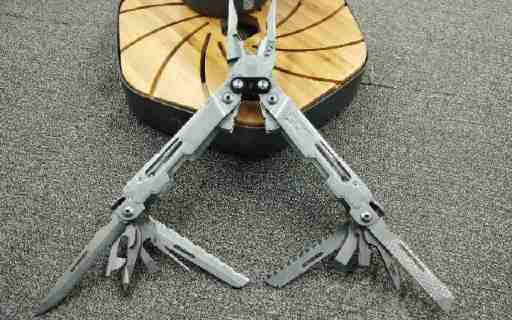 做个有钳人- SOG PA2001工具钳