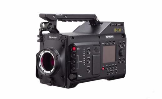 夏普8K摄像机诞生!2018年开售卖51万
