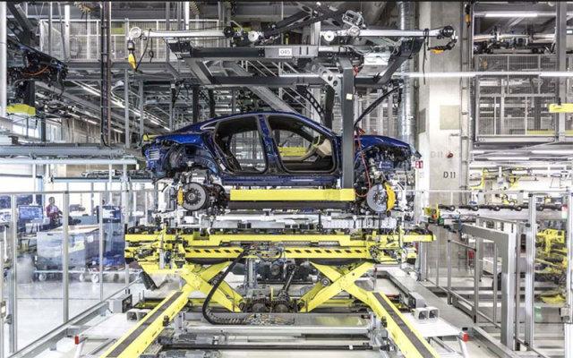 智东西晚报:马云卸任阿里巴巴董事局主席职位 大众全球首发电动汽车ID3