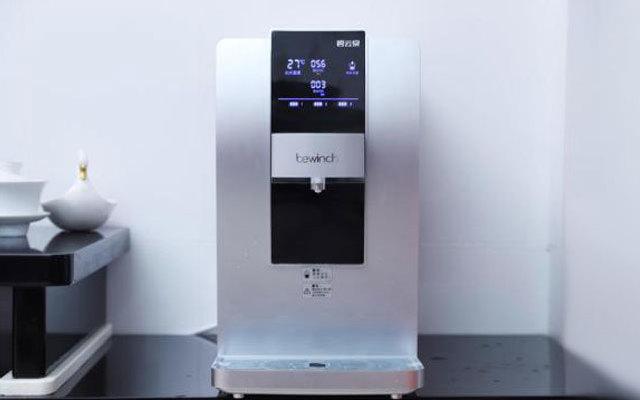自來水也能喝出純凈水的滋味,碧云泉家用凈水器R308體驗