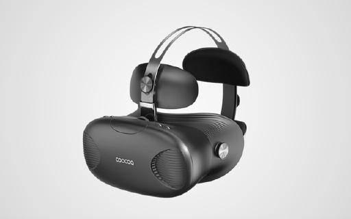 酷开VR一体机,无线高清更人性化!
