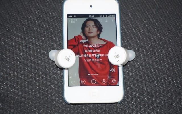 """摆脱""""线""""制、无""""线""""畅享: AS X4T真无线蓝牙耳机"""