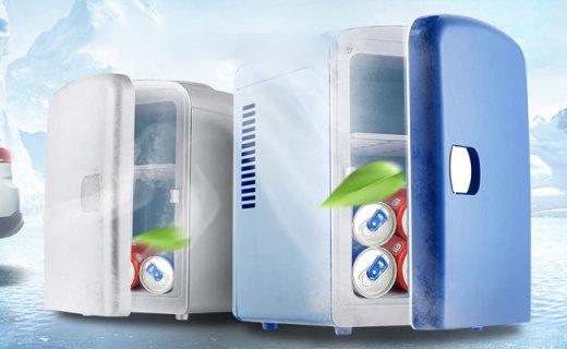 德乐意车载冰箱:快速冷热切换功能,满足老司机们的需求