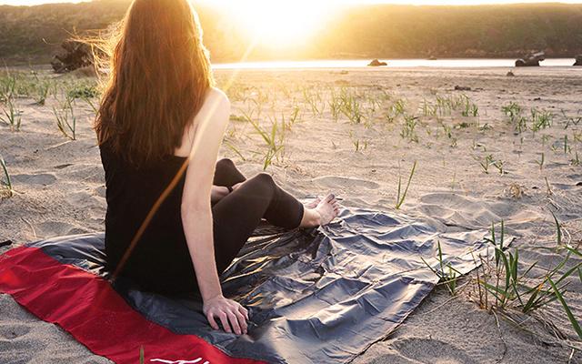 防水尼龙 口袋野餐垫