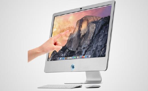 让iMac秒变触摸屏的框架,插上直接就能画