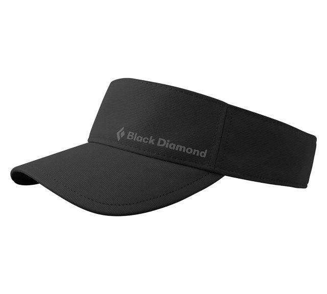黑钻(BlackDiamond)中性VisorBlack空顶帽