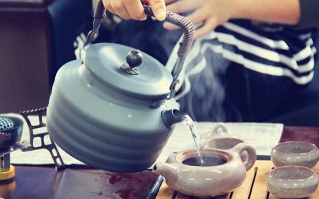 带着寻唐水壶去五台山朝圣,-20℃也能有热水 — 爱路客 寻唐水壶户外烧水壶体验