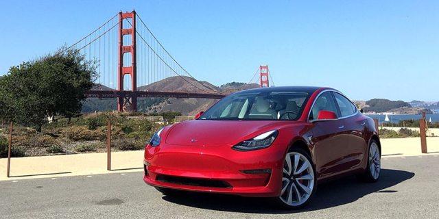 驾驶乐趣从未如此之近 - 旧金山体验性能版Model 3