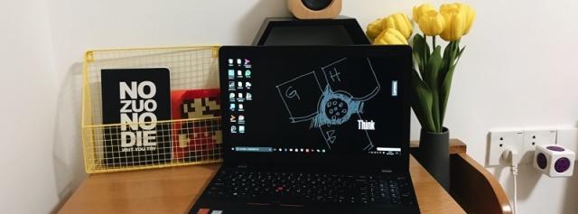 初入职场男生的大玩具,ThinkPad 黑将 2017体验 | 视频