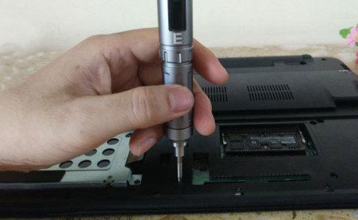 手动电动由你选,转速扭矩随你调,安士E3智能螺丝刀体验