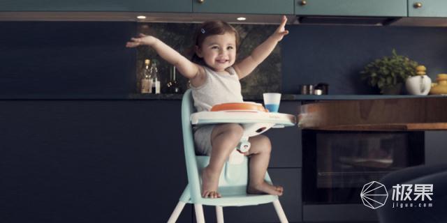 BabyBjornB019C2328I宝宝餐椅