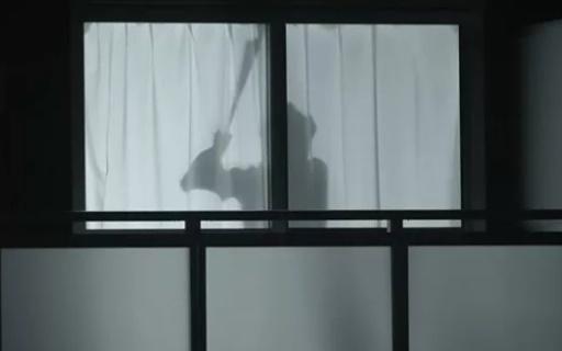 自从把男票射到窗帘上,隔壁老王再也不敢偷窥了