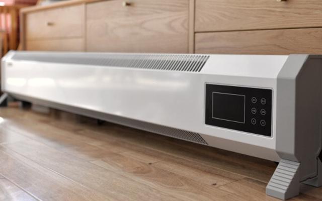 20分钟温暖整个家不干燥,冬日里的取暖神器 — SK JAPAN踢脚线式取暖器体验 | 视频