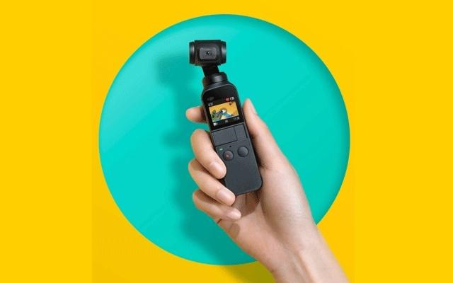 DJI Osmo Pocket 口袋云台相机