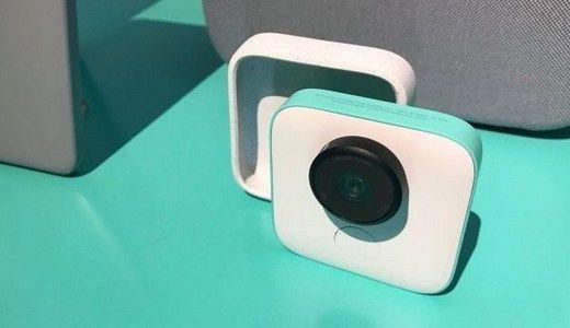 短视频拍摄神器,谷歌Clips人工智能相机