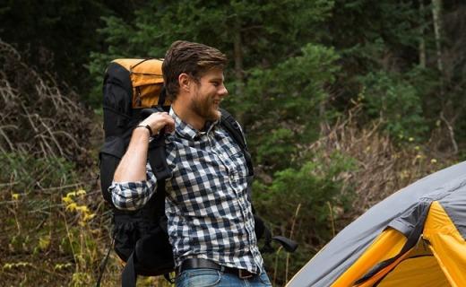 TETON Sports登山包:超大容量多功能,背负舒适又耐用
