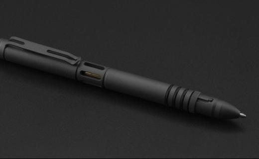 Titaner 战术枪栓笔:户外的战术求生大师!