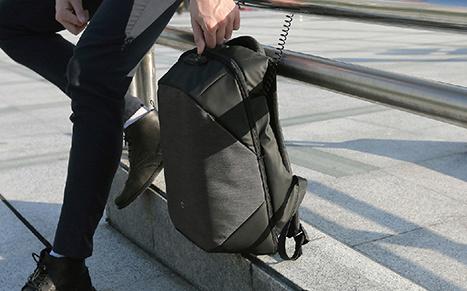 Click 立体防盗背包