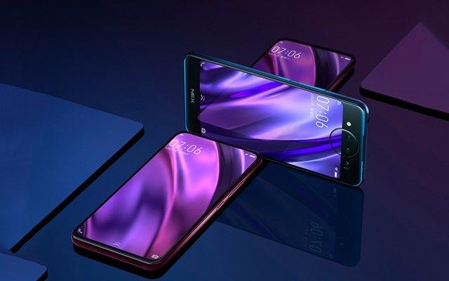 vivo NEX 双面屏手机