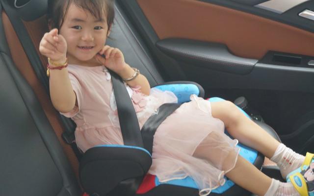 欧颂儿童安全座椅增高垫,出行安全时刻注重,给大孩子更好的