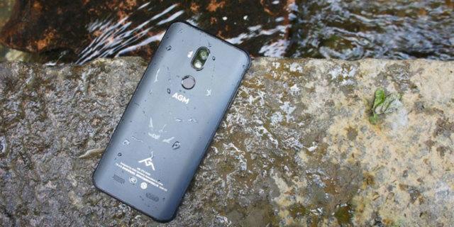 自带硬汉属性的手机,AGM X3 户外手机体验