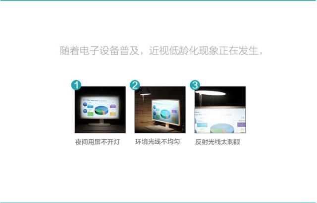 明基(BenQ)WiT智能阅读台灯