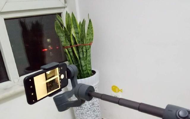 自拍杆中拍摄最稳定的飞宇Vimble2体验