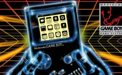 """官方动手!任天堂申请""""Game Boy手机壳专利"""""""