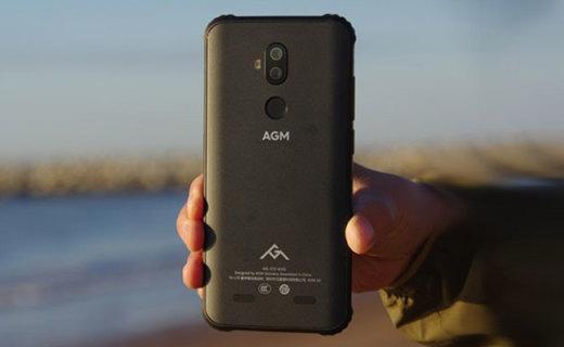 抗摔又抗造,吃鸡农药随便跑,AGM X3三防手机测评
