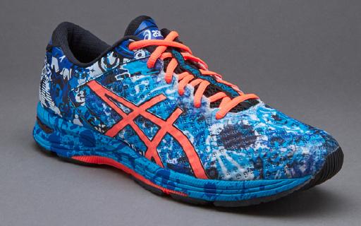 亚瑟士Gel-Noosa Tri 11运动鞋:GEL胶感缓震,中足片平稳固定双脚