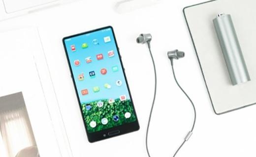三面无边框 双面玻璃 一线听筒,千元机好选择  —  坚果3手机体验