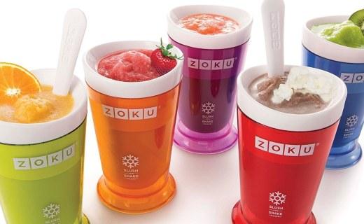 Zoku ZK113-GN冰沙奶昔杯:只需7分钟,健康酷爽冰沙即刻拥有