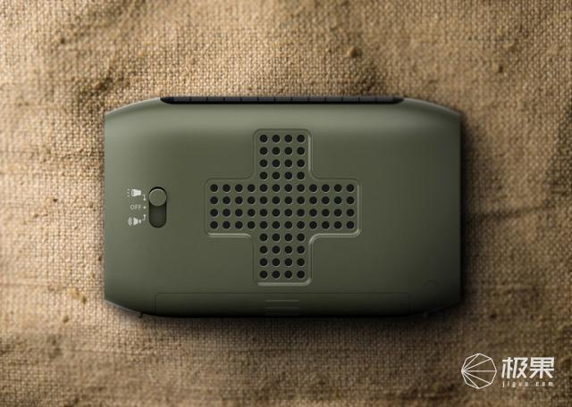 飞利浦推户外便携音箱,可以手动发电
