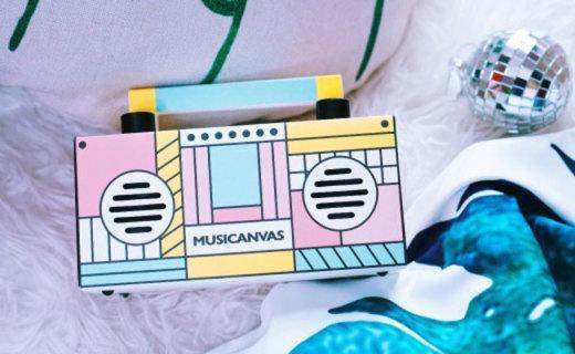 颜值与功能共存,是蓝牙音箱更是无线收音机 — 孟菲斯蓝牙音箱体验