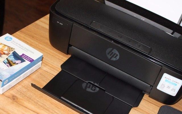 千里传音,万里传情,惠普能说会道的打印机