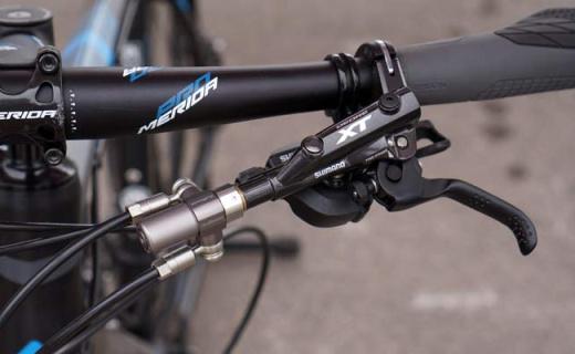 自行车有了它,急刹什么的根本不叫事儿