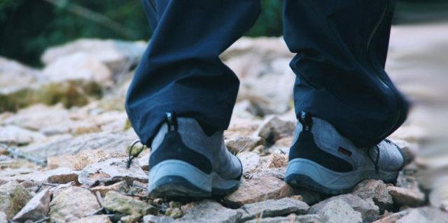 从容应对户外休闲运动,斯丽德户外运动休闲鞋体验