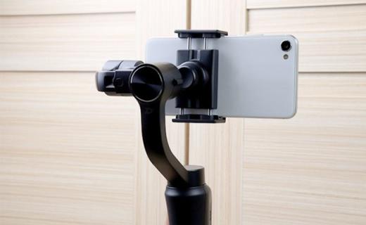 傻瓜操作易上手,摄影小白也能拍出大片效果 — 智云Smooth-Q稳定器评测 | 视频