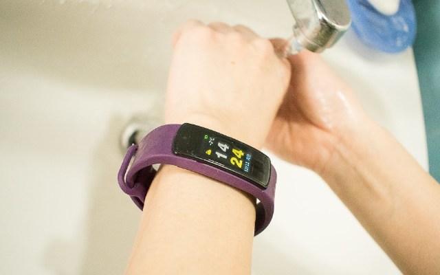 彩色的世界更精彩,埃微i6-HR彩屏手环上手体验