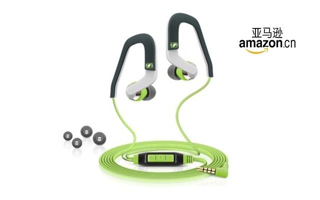 森海塞尔入耳耳挂式运动耳机