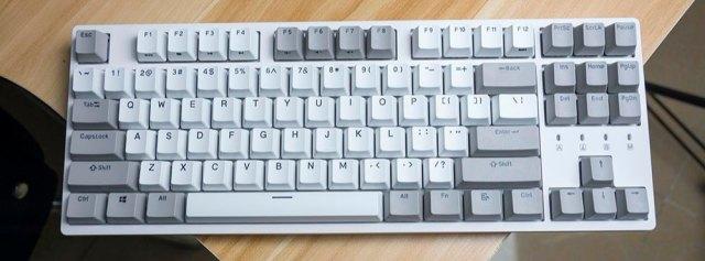 舒适手感与超高颜值化身,更是办公效率神器 — DURGOD杜伽 Taurus K320机械键盘评测