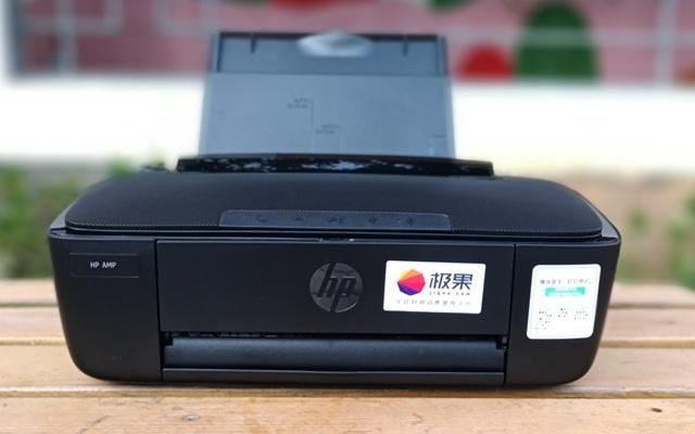 动听会唱歌的打印机,惠普AMP音响打印机体验