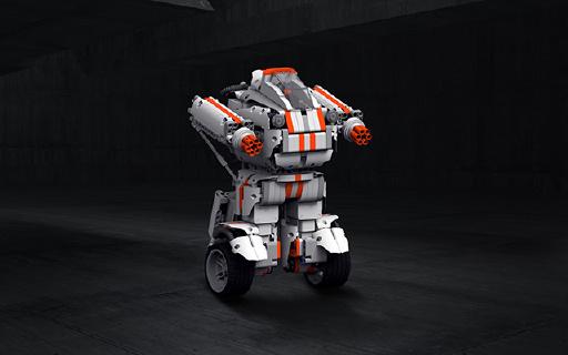 小米推出玩具机器人,支持编程玩法超多