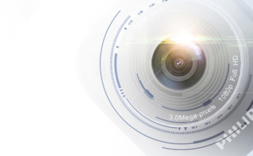 飞利浦 ADR 610s 行车记录仪:超清记录,画面稳定不抖