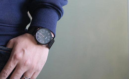 至簡智能手表體驗,設計時尚前衛,休閑商務都有范