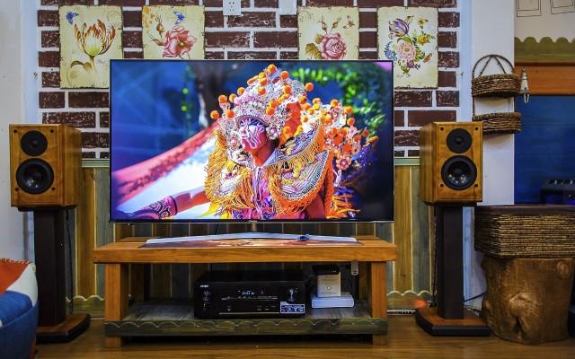 极简超薄全面屏,精通六种方言的电视,55英寸海信电视E9体验