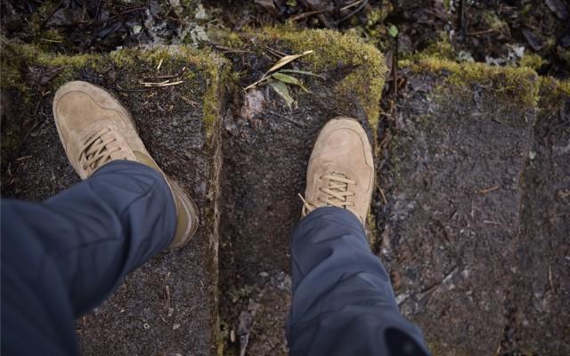 BATES超轻多地型运动作战靴E05143试穿体验有感