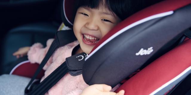 明星御用攝影師眼里的Joie兒童安全座椅