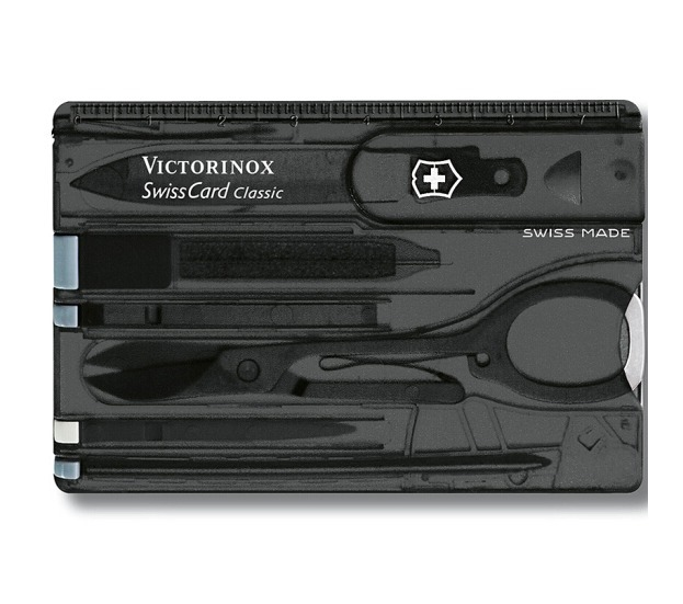 维氏(Victorinox)瑞士军刀瑞士卡