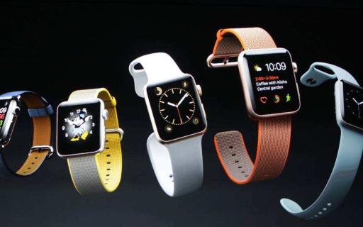 Apple Watch Series 2:性能大翻倍,自带GPS和50米防水
